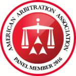 nikki baker panel member of the american arbitration association